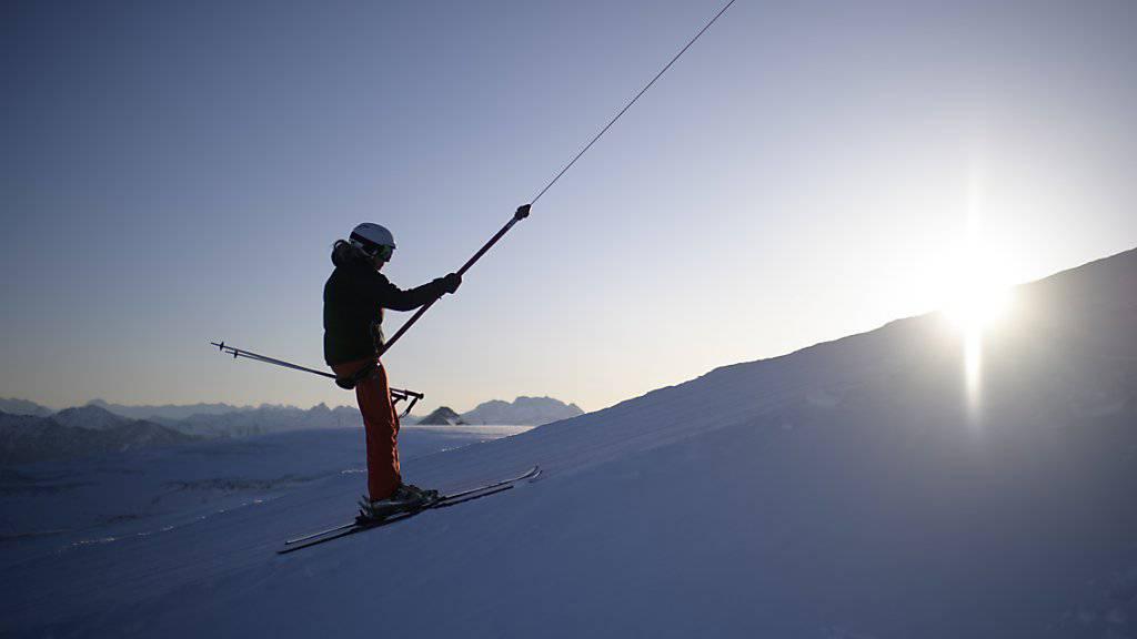 Der Wintertourismus hat zuletzt gegenüber dem Sommertourismus an Terrain verloren. (Archivbild)