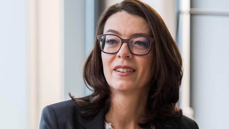 SRF hat mit Nathalie Wappler zwar eine Direktorin an der Spitze, aber noch zu wenig Frauen im Programm.