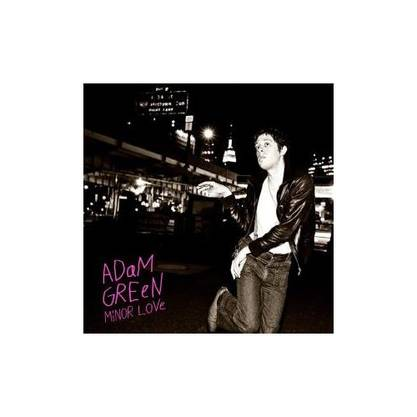 Das Album «Minor Love» von Adam Green.