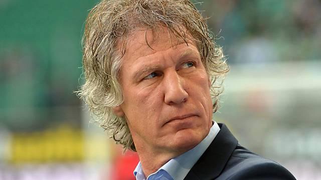 Gertjan Verbeek ist nicht mehr Trainer von Nürnberg