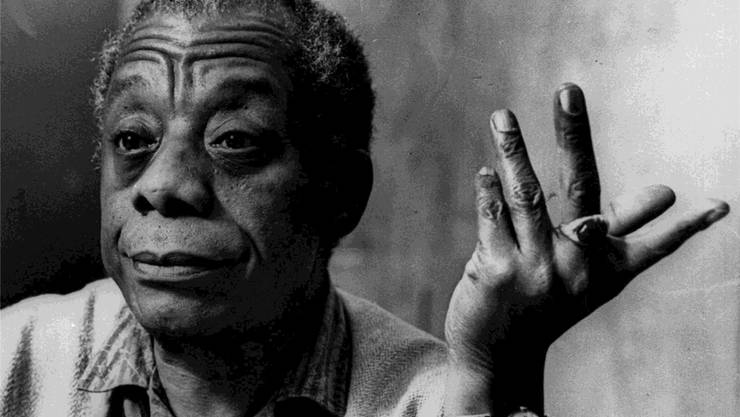 James Baldwin (1924–1987).