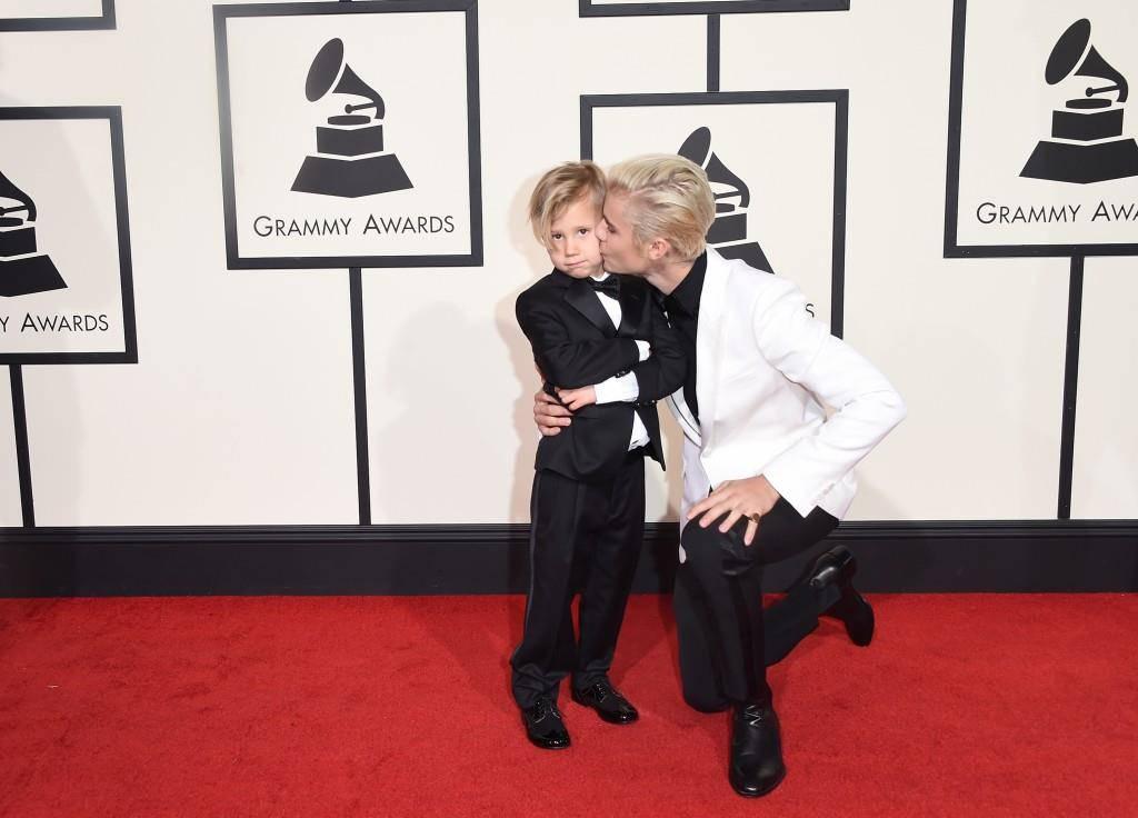Justin Bieber mit Bruder Jaxon (6)
