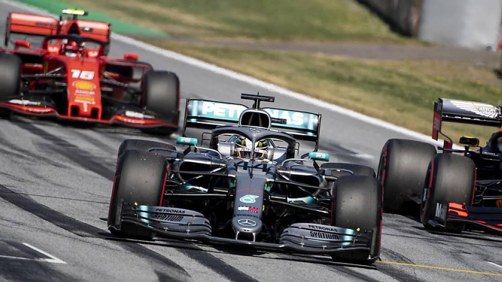 Mercedes gegen Sprintrennen an Stelle von Qualifyings