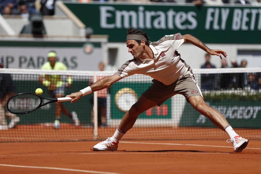 Federer gegen Nadal (© Keystone)