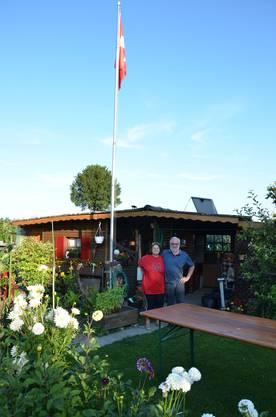 1 Die Bauvorgaben für Gartenhäuschen variieren im Limmattal von Gemeinde zu Gemeinde Stark