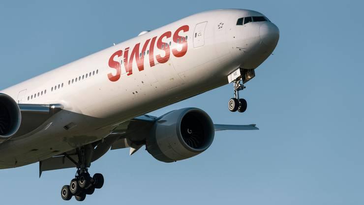 Die Fluggesellschaft Swiss verzeichnete im letzten Jahr einen neuen Passagierrekord: Über 18 Millionen Menschen bestiegen eines ihrer Flugzeuge.