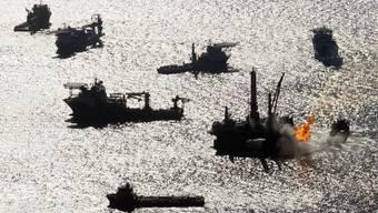 Ölpest im Golf von Mexiko - Deepwater Horizon
