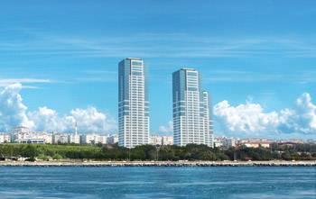 Die Luxus-Bauten werden Onalti Dokuz genannt.