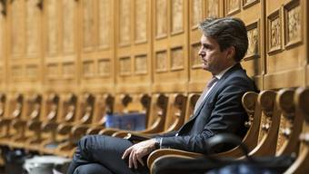 FDP-Fraktionschef Beat Walti kämpfte ziemleich allein gegen einen Gegenentwurf zu Fair-Preis-Initiative.