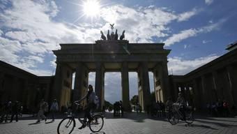 Die vier Berner Gymnasiasten hatten auf Studienreise in Berlin ein Paar bedroht (Symbolbild)