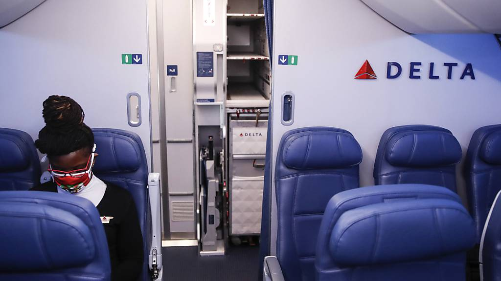 Delta Air Lines schreibt 5,7 Milliarden Dollar Quartalsverlust