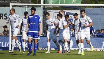 FC Wohlen - Xamax (30. Runde, Challenge League, 2016/17)