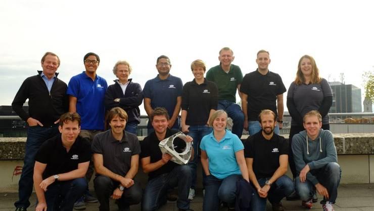 """Das """"CaSSIS""""-Team der Uni Bern kann sich über die unbeschadete Ankunft ihrer Stereokamera beim Mars freuen. (Archivbild)"""