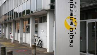 Die in Solothurn beheimatete Regio Energie.
