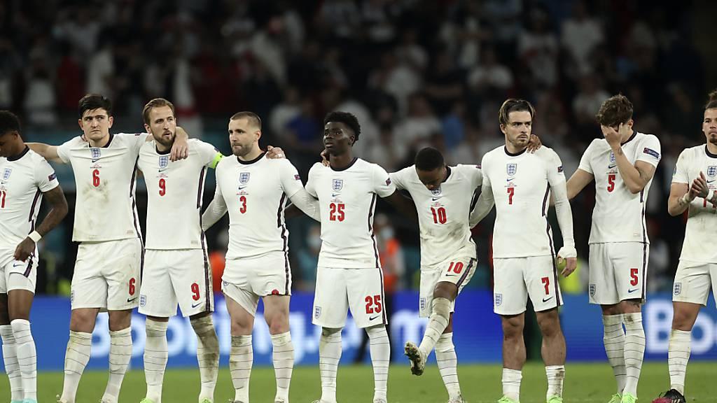 Englands Nationalmannschaft erntet in der heimischen Presse auch Lob