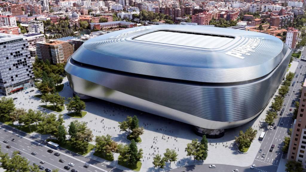 Bald ein neues Stadion, aber alter Knatsch mit der Liga: Real Madrid klagt wegen des geplanten TV-Vermarktungs-Vertrags