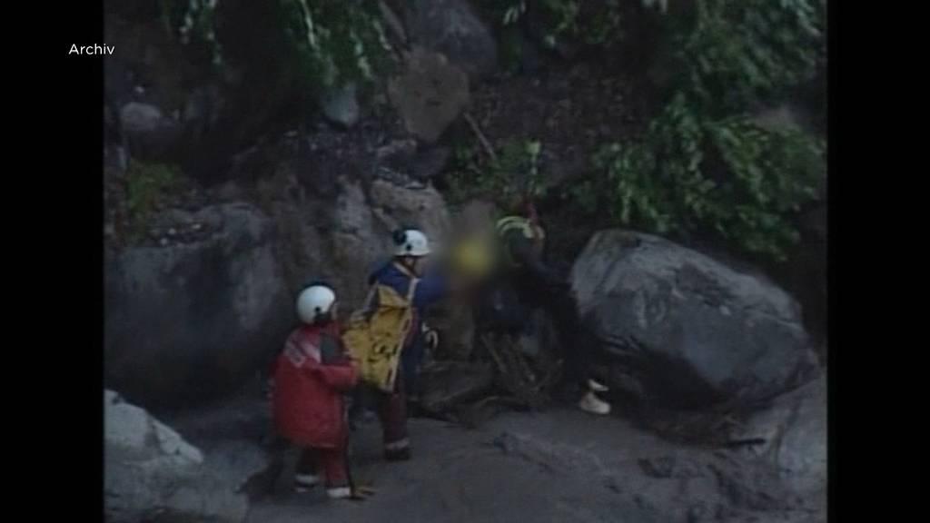 Canyoning-Unfälle: Ein Blick in die Vergangenheit