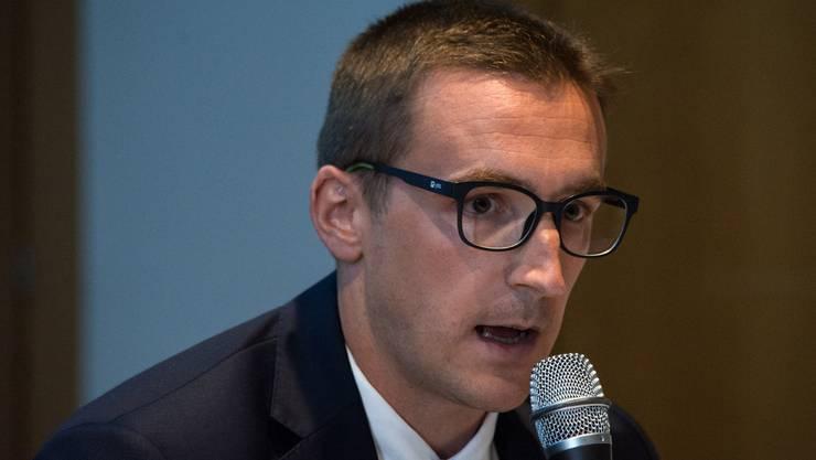Ambris neuer Trainer und Hoffnungsträger: Luca Cereda.