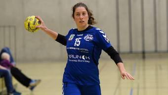 Eliane Estermann und der ATV/KV Basel besiegten das unterklassige Kriens deutlich.