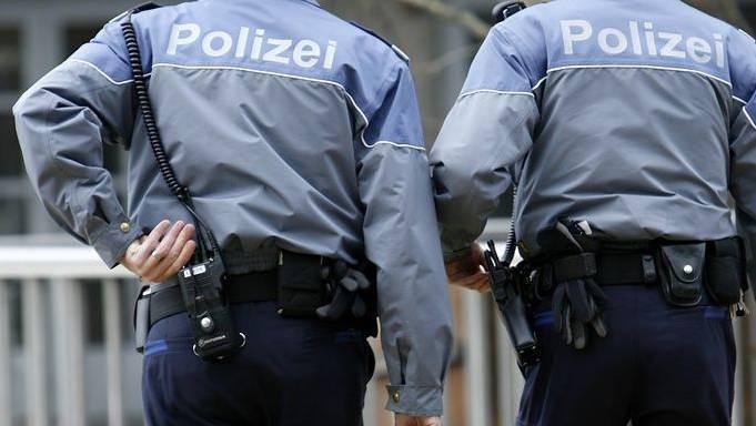 Die Stadtpolizei Zürich verhaftete die 23-Jährige. (Symbolbild)