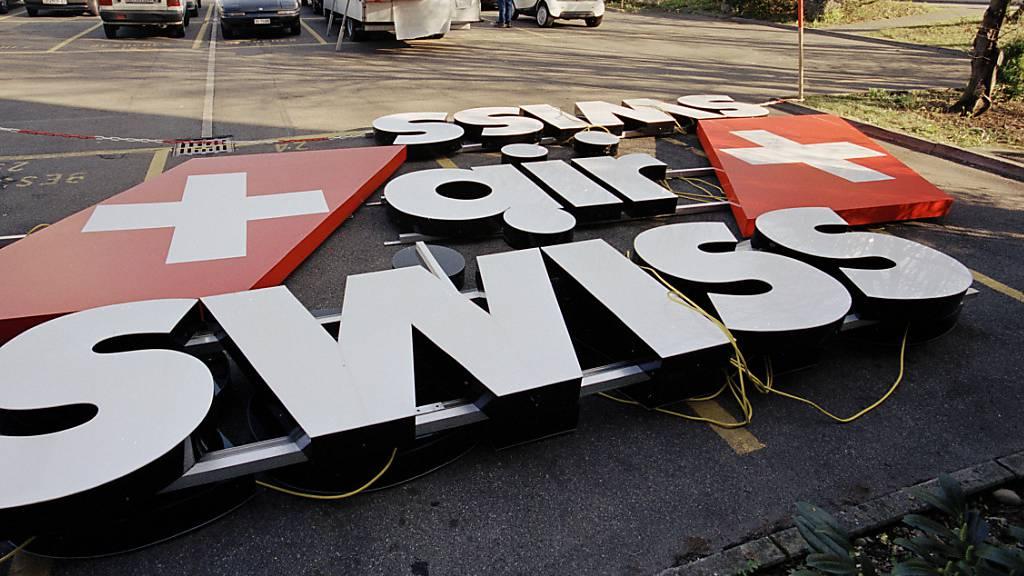 Frühere Swissair-Führung kommt juristisch ungeschoren davon