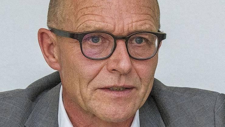 Kurt Altermatt Präsident Revierjagd SO: «Es ist schade, dass das Problem mit der Abgeltung der Schäden, die der Biber anrichtet, nicht gelöst werden konnte.»