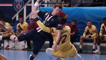 Der Norweger Sander Sagosen schoss Frankreich mit zehn Toren ins Elend