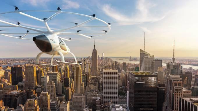 Volocopter, Zukunft