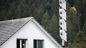 Am Mittwoch heulen landauf landab die Sirenen. Wie an jedem ersten Mittwoch im Februar ist in der Schweiz Sirenentest. (Themenbild)