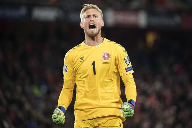 12. Oktober 2019, Dänemark-Schweiz 1:0