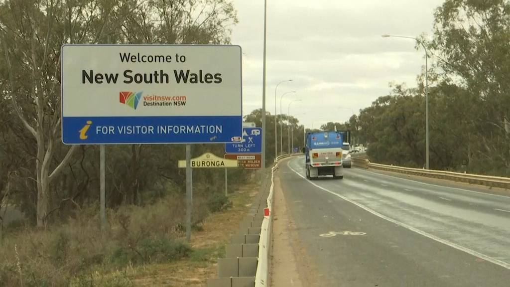 Australien: Schliessung der Grenzen - Melbourne geht in den Lockdown