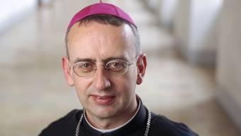 Abt Martin Werlen - Eine Aufnahme aus dem Jahr 2005 (Archiv)