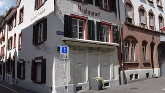 Das «Schafeck» an der Ecke Schafgässlein-Utengasse.