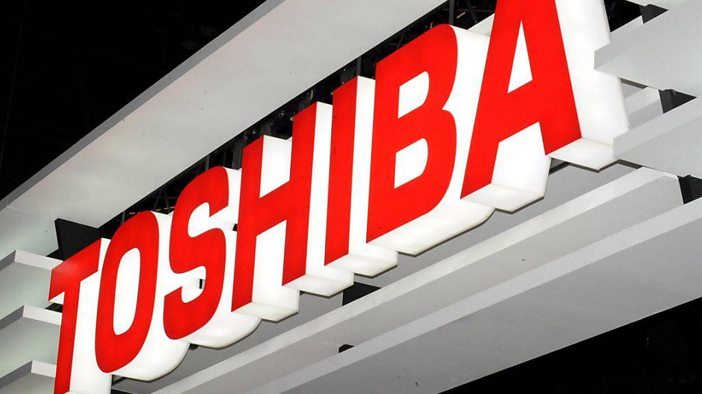 Für den japanischen Technologiekonzern Toshiba ist der dieses Jahr aufgedeckte Bilanzskandal noch nicht ausgestanden.