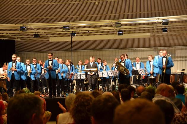 Aargauer Kantonales Musikfest 2018 in Laufenburg