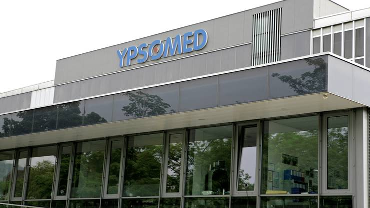 Ypsomed, Standort Solothurn.