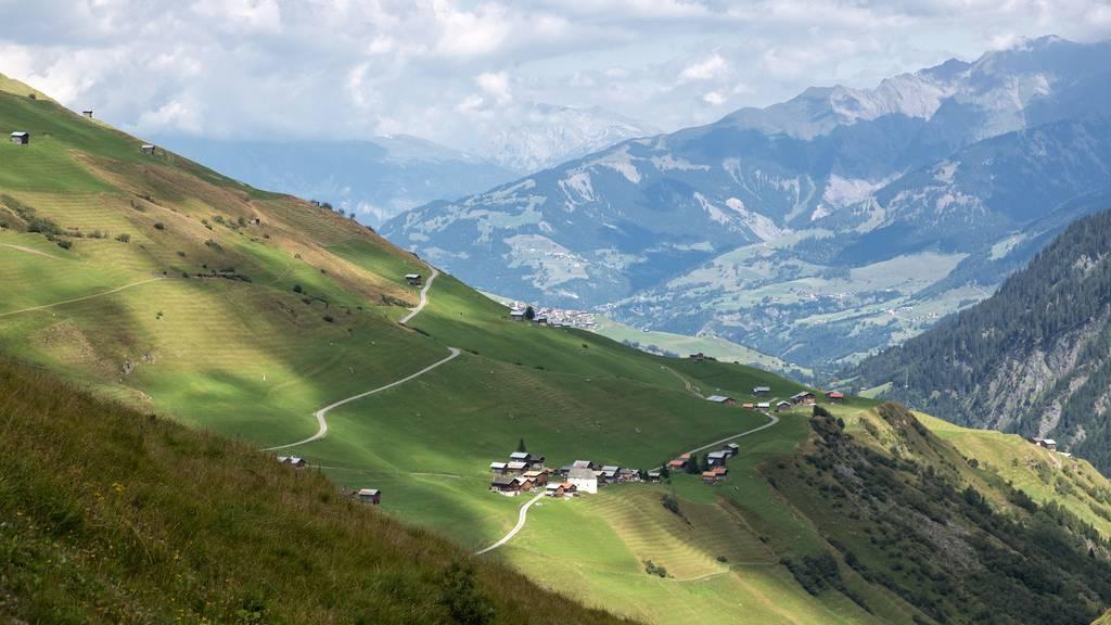 Das Aus für einen alpinen Windpark in Graubünden