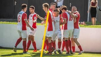 Am Samstag schalteten die Solothurner Lancy FC in der ersten Runde aus, jetzt fehlt noch der letzte Schritt.