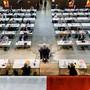 Am 7.März wird der Kantonsrat - hier bei einer Sitzung in der Rythalle in Solothurn - neu gewählt.
