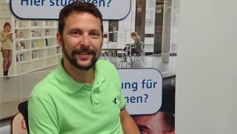 Thilo Capodanno übernimmt die Geschicke bei Brugg Regio.