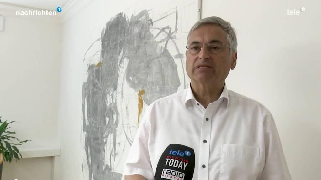Guido Graf: Bewilligungen für Grossanlässe werden genau untersucht