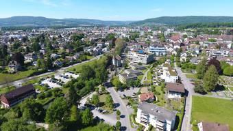 Das Stadtbild von Lenzburg im Jahr 2017: Auch der Bund anerkennt Lenzburg als eine von 78 Städten der Schweiz.