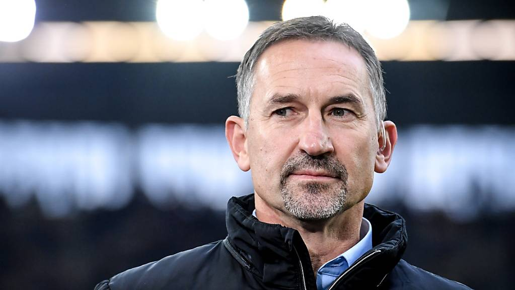 Achim Beierlorzer ist seine Anstellung bei Mainz 05 los