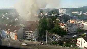 Am 2. Juni kam es im Berner Quartier Betlehem zu einem Grossbrand. Jetzt sind Schaden und Ursache bekannt.