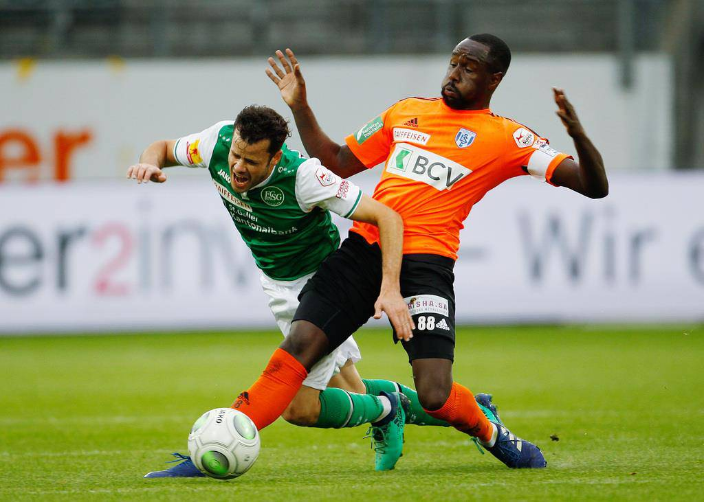 FCSG - FC Lausanne