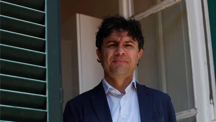 Concetto Vecchio lebt heute mit seiner Familie in Rom.