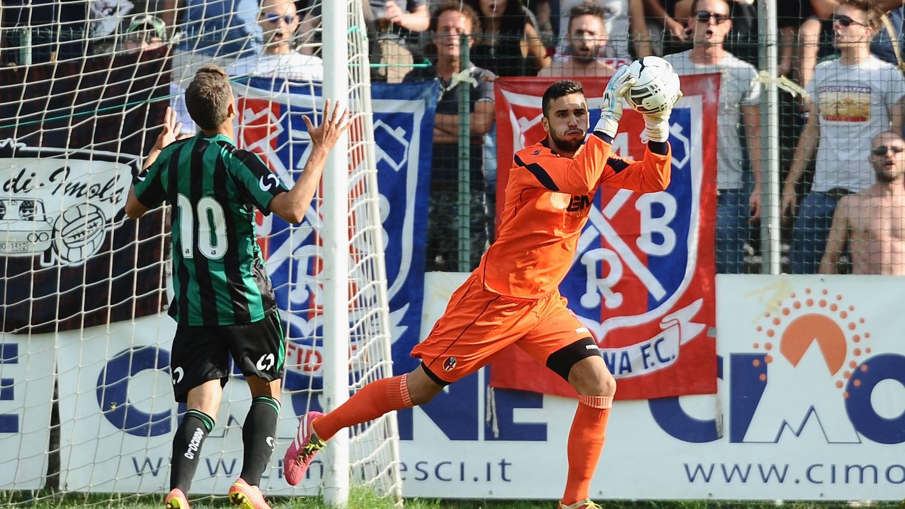 Dejan Stojanovic kommt als zweiter Goalie zum FC St.Gallen.