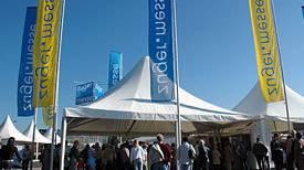 80'000 Besucherinnen und Besucher an Zuger Messe