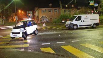 Zahl der Unfälle im Kanton Basel-Landschaft ging 2010 zurück