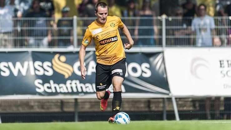 Igor Tadic verlässt nach zweieinhalb Jahren den FC Schaffhausen